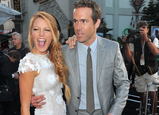 Blake lively who is she dating 2012
