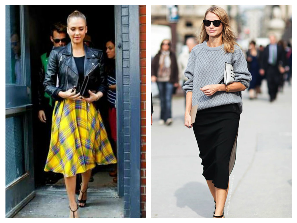 How to dress down a pencil skirt pictures