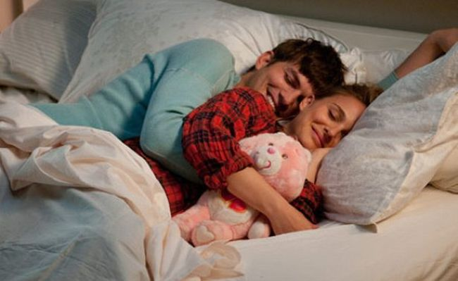 What Your Sleep Position Reveals About Your Relationship