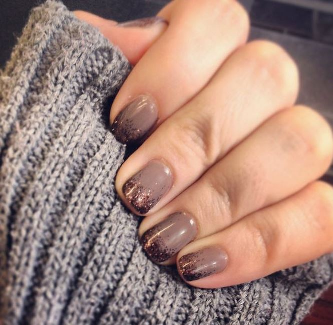 Autumn Nail Art Shemazing