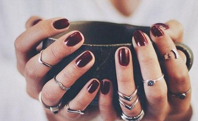 Autumn Inspired Nail Art To Cheer Up Those Colder Days Shemazing