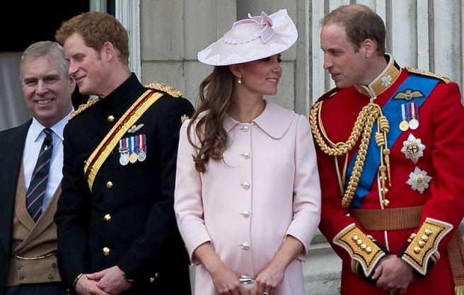 Royal sex who
