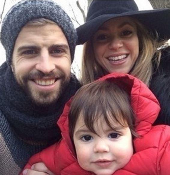 Shakira 2013 Husband
