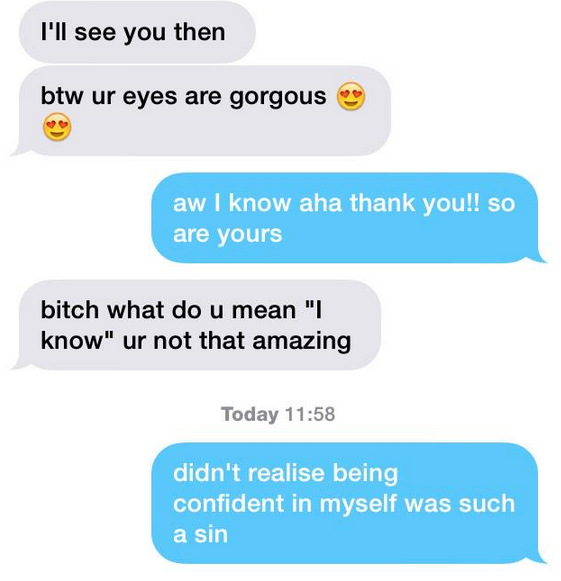 To Compliment Girls Eyes A How