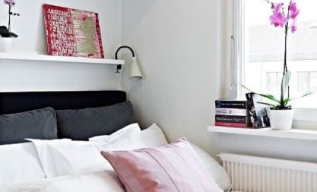 Decorating Cheats To Make Tiny Bedrooms Look Bigger!