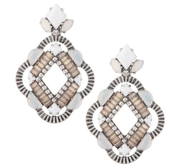 Kaia Chandelier Earrings 49 Stella Dot