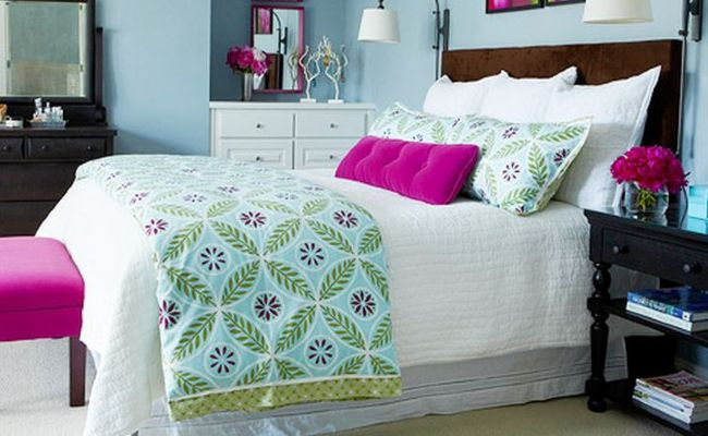 Brighten Up Your Bedroom Space With These Spring Decor Ideas
