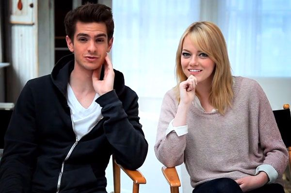 Are Emma Stone And Andrew Garfield Back Together Already Shemazing