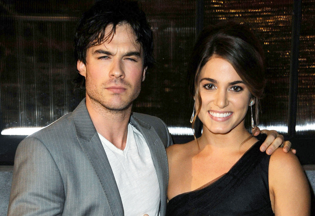 The vampire diaries actors dating