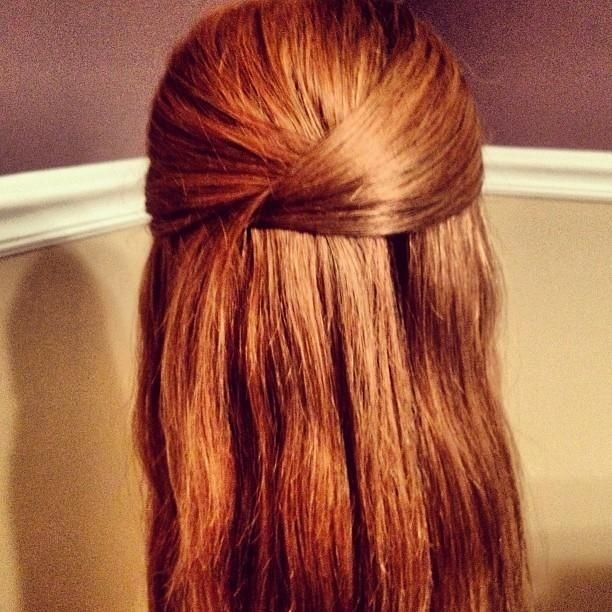 Gorgeous two-minute hairstyles for when you\'re low on time! | SHEmazing!