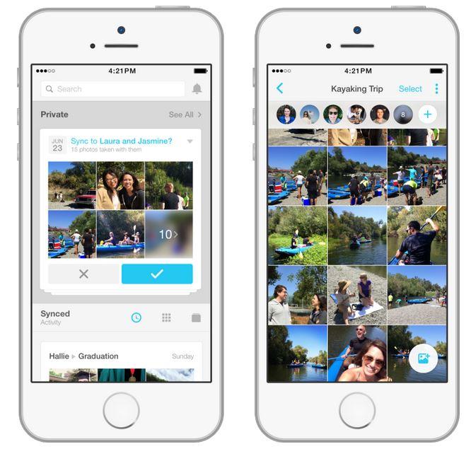 Untagging photos on facebook app — 1