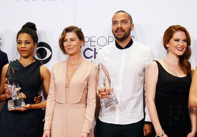 Greys anatomy cast dating in real life