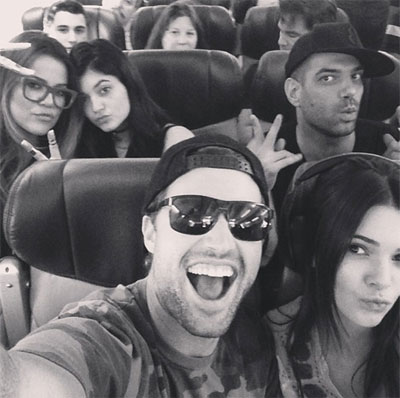 Brody Jenner And Kendall Jenner 2015