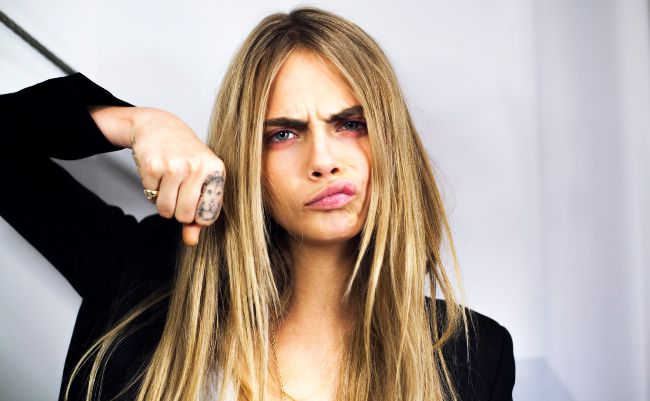 cara delevingne on why she wants to quit modelling shemazing