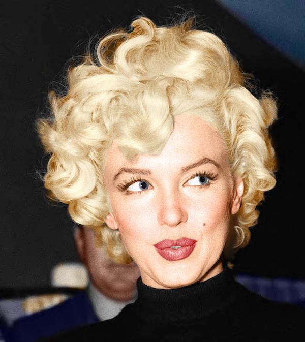 Monroe beautiful marilyn