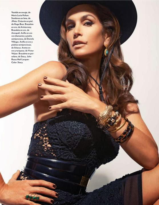 Cindy Crawford Admits She Hated Seeing That Unretouched Photo