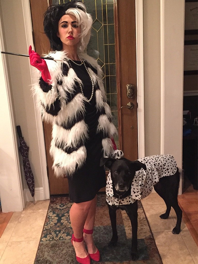 five halloween costumes you can throw together with your fave lbd