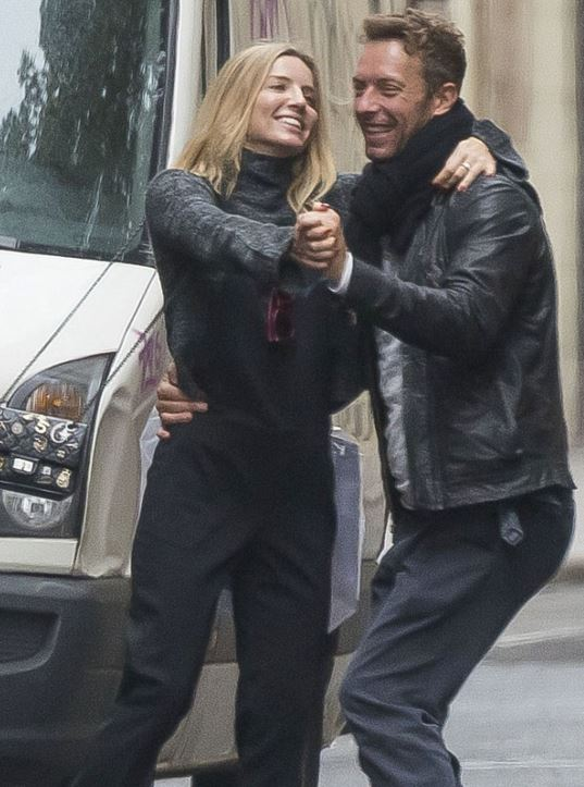 J Law Wont Be Happy Chris Martin Makes It Official With New Lady