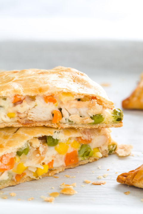 Five Tasty Homemade Hot Pockets You Need To Make For Dinner Shemazing