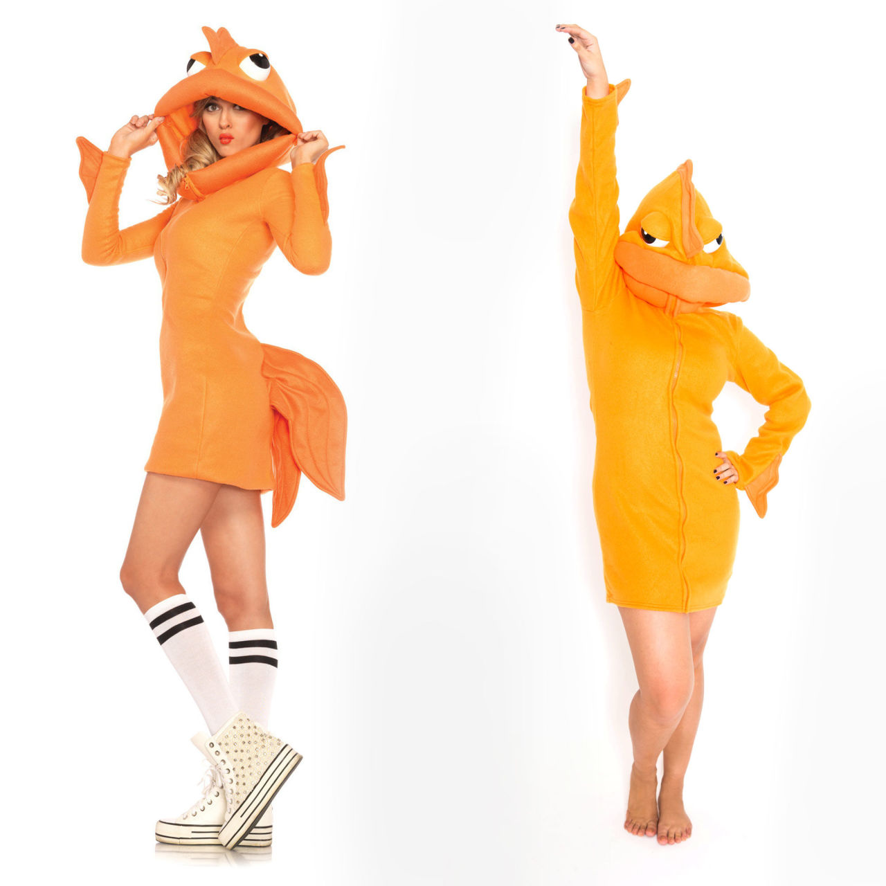 7) Sexy Patrick Star  sc 1 st  SHEmazing! & Sexy Halloween UNMASKED! 14 costumesu2026 as worn by non-models   SHEmazing!