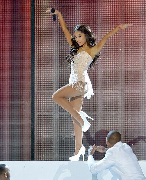 Ariana Grande Body 2015