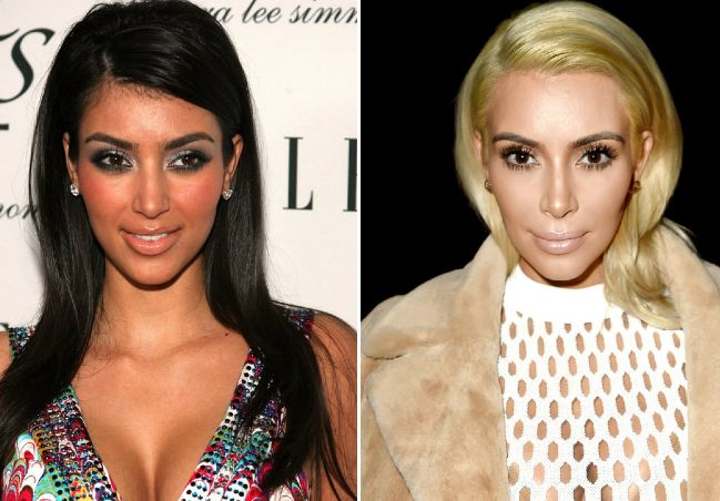 Kim Through The Ages From 2006 2015 What Year Is Your Favourite