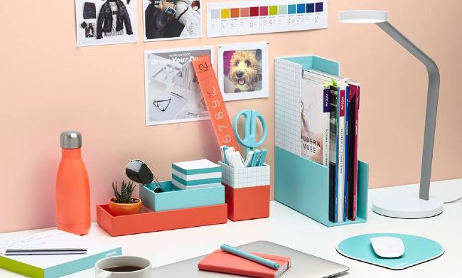7 Oh So Chic Ways To Make Your Office Space WAY More Inviting
