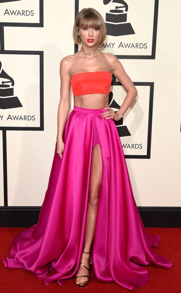 Taylor Debuted A New Hairstyle At The Grammys And No One Can Deal