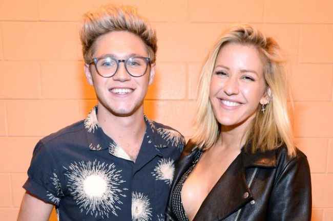 Niall Horan and Ellie Goulding dating Celebrity Gossip