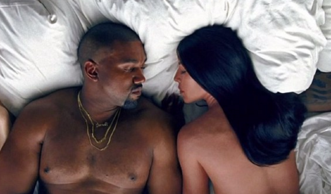 Have You Seen It Kanye Wests Bizarre And Naked Music -4277