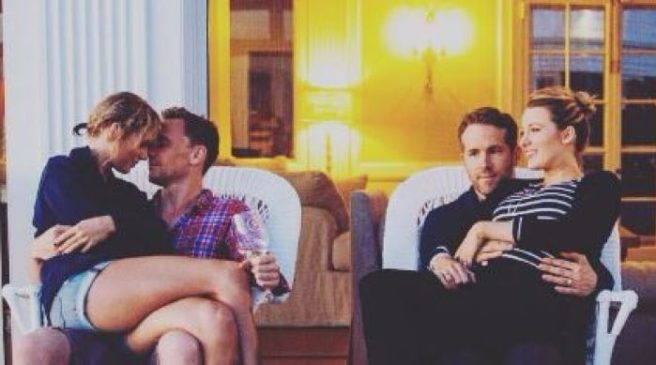 Ryan Reynolds Face Is Everyone Dealing With Hiddleswift Right Now