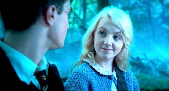 evanna lynch is not happy with the patronus pottermore gave her