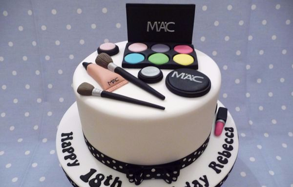 Birthday Coming Up Then You Should Probably Get A Makeup Cake