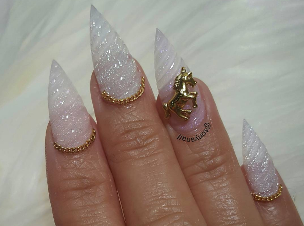 Unicorn Nails Are Taking OVER Instagram