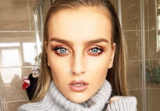 Post Breakup Cry Face Beauty Rescue  >> Fine Then Perrie Is Having None Of Our Typical Break Up Behaviour
