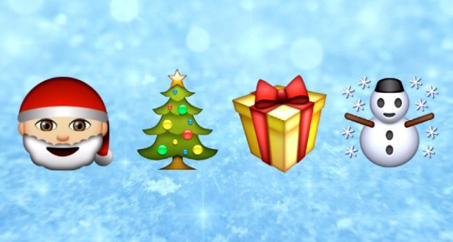 Gah! Twitter releases Christmas emojis and they are festive AF   SHEmazing!