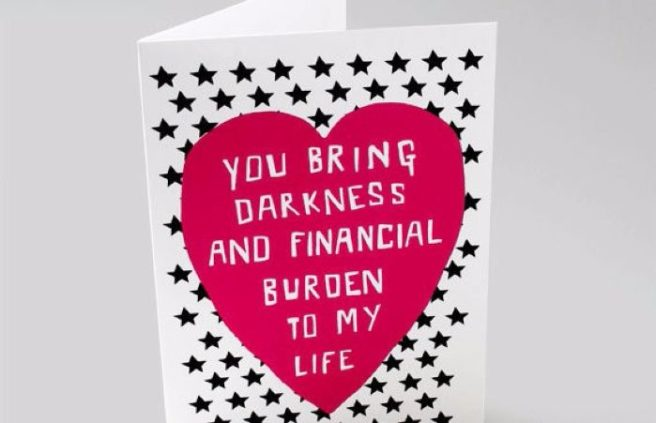10 Anti Valentine S Cards For People Who Are So Done With V Day