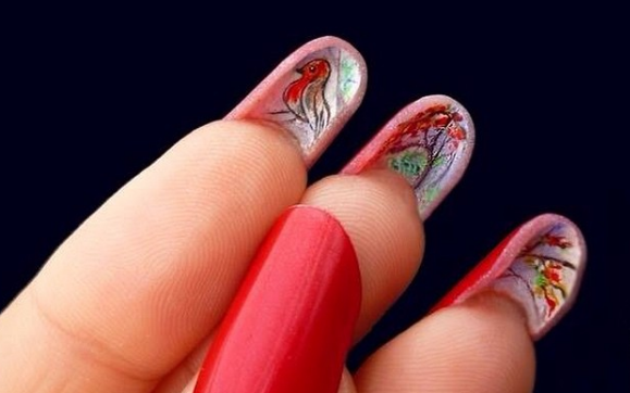 We Love This Unexpected Nail Art Trend Is Both Crazy And Cool