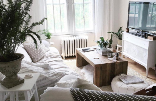 Hygge Interior it's a thing: how to create a hygge home atmosphere in summer