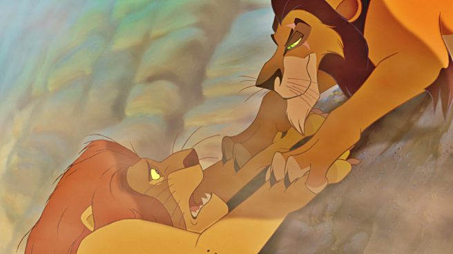 mufasa and scar relationship questions
