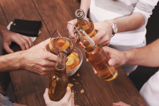 Ireland's young people are the biggest binge drinkers in the EU