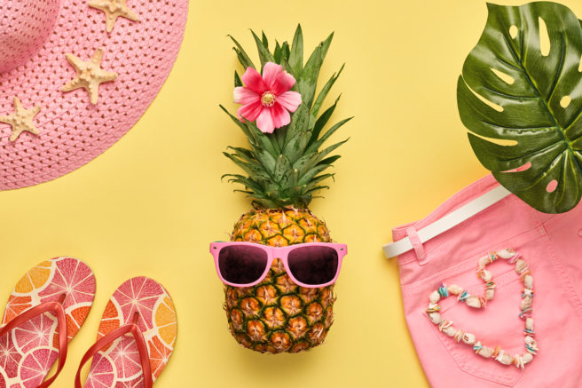 tropical gifts for that person in your life who loves summer