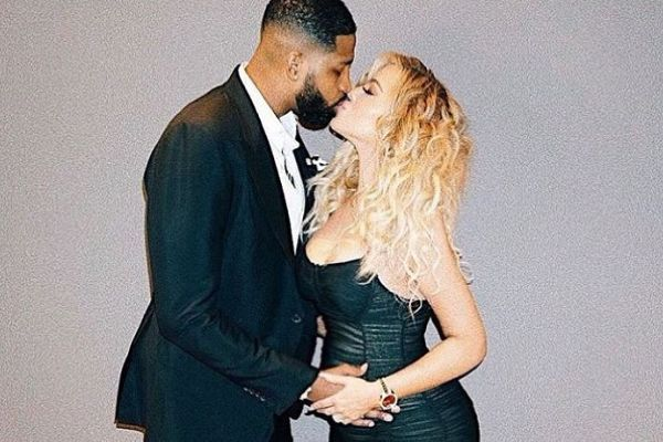 Khloe Kardashian Shared the first photo of Baby True!