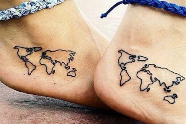 best friend tattoo | SHEmazing!