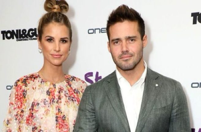 Vogue Williams and Spencer Matthews are expecting their first baby