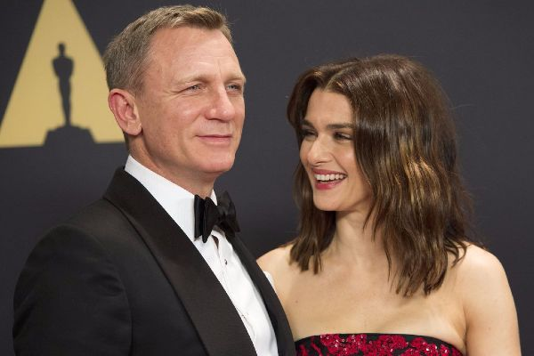 Rachel Weisz expecting first child with husband, Daniel Craig