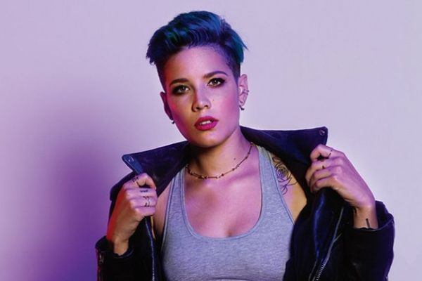 Pop star Halsey speaks about her on-stage miscarriage