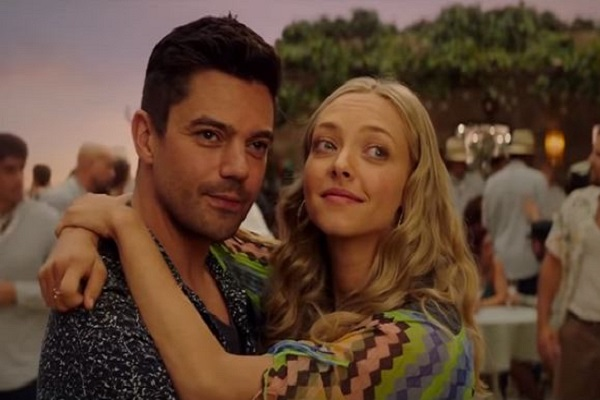 Mamma Mia! Here We Go Again - watch the final trailer