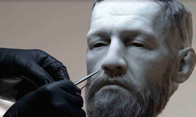 Conor McGregor to be presented with lifelike statue for 30th birthday
