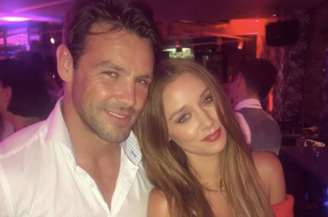 Image result for una healy husband